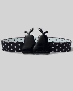 마크 제이콥스 Marc Jacobs The Pear Belt,BLACK MULTI