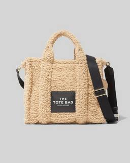 마크 제이콥스 Marc Jacobs The Teddy Small Traveler Tote Bag,BEIGE