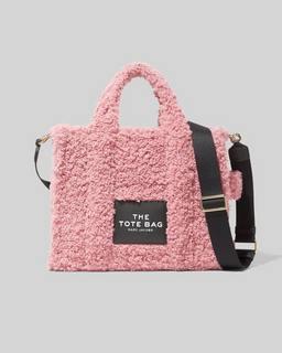 마크 제이콥스 Marc Jacobs The Teddy Small Traveler Tote Bag,SWEET PEA