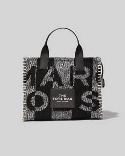 마크 제이콥스 Marc Jacobs The Blanket Small Traveler Tote Bag,BLACK