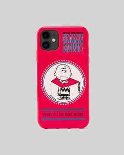 마크 제이콥스 X 피너츠 찰리브라운 아이폰 11 케이스 Marc Jacobs X Peanuts The iPhone 11 Case,RED MULTI