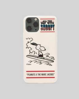 마크 제이콥스 X 피너츠 스누피 아이폰11 프로 케이스 Marc Jacobs X Peanuts The iPhone 11 Pro Case,WHITE MULTI