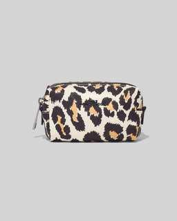 마크 바이 마크 제이콥스 Marc Jacobs The Beauty Pouch Leopard,NATURAL MULTI