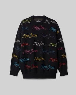 New York Magazine® X Marc Jacobs The Logo Sweater