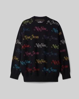 New York Magazine® X Marc Jacobs The Logo Sweater