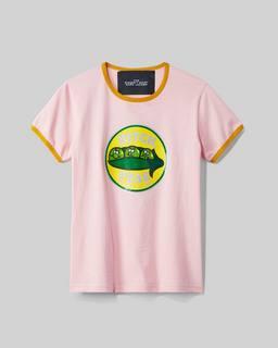 마크 제이콥스 Marc Jacobs The Ringer T-Shirt,LIGHT PINK