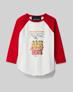 New York Magazine® X Marc Jacobs The Baseball T-shirt