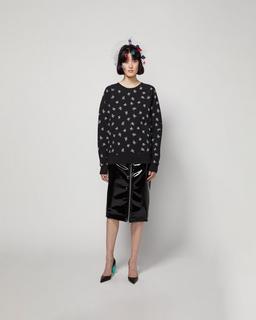 New York Magazine® X Marc Jacobs The Logo Sweatshirt--Alternate view