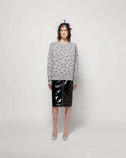 New York Magazine® X Marc Jacobs The Logo Sweatshirt--Alternate view