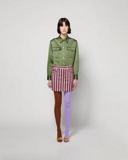The St. Mark's Mini Skirt--Alternate view