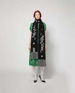 New York Magazine® x Marc Jacobs The Scarf--Alternate view