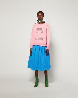 Peanuts® X Marc Jacobs The Sweatshirt With Lucy--Alternate view
