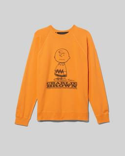 Peanuts® X Marc Jacobs The Men's Sweatshirt with Charlie
