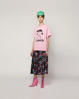 Peanuts® x Marc Jacobs The T-Shirt With Lucy--Alternate view
