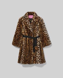 The Faux Fur Coat