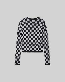 The Checkered Sweater