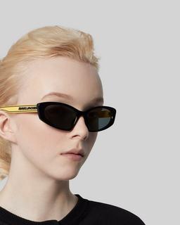 Sport Mini Cat-Eye Sunglasses--Alternate view
