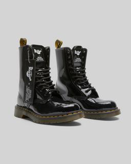 Dr. Martens x Marc Jacobs Patent Leather Boot