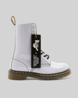 Dr. Martens x Marc Jacobs Patent Leather Boot--Alternate view
