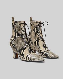 마크 제이콥스 Marc Jacobs The Victorian Boot,NATURAL