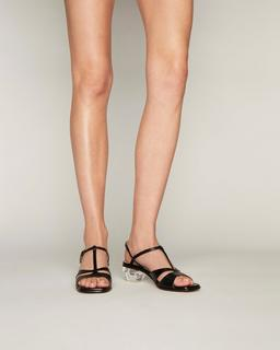 The Gem Sandal--Alternate view