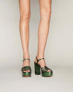 The Glam Sandal--Alternate view