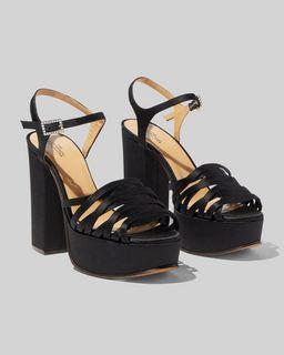 마크 제이콥스 Marc Jacobs The Glam Sandal,BLACK