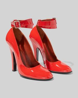 마크 제이콥스 Marc Jacobs The Fetish Pump,RED