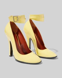 마크 제이콥스 Marc Jacobs The Fetish Pump,YELLOW