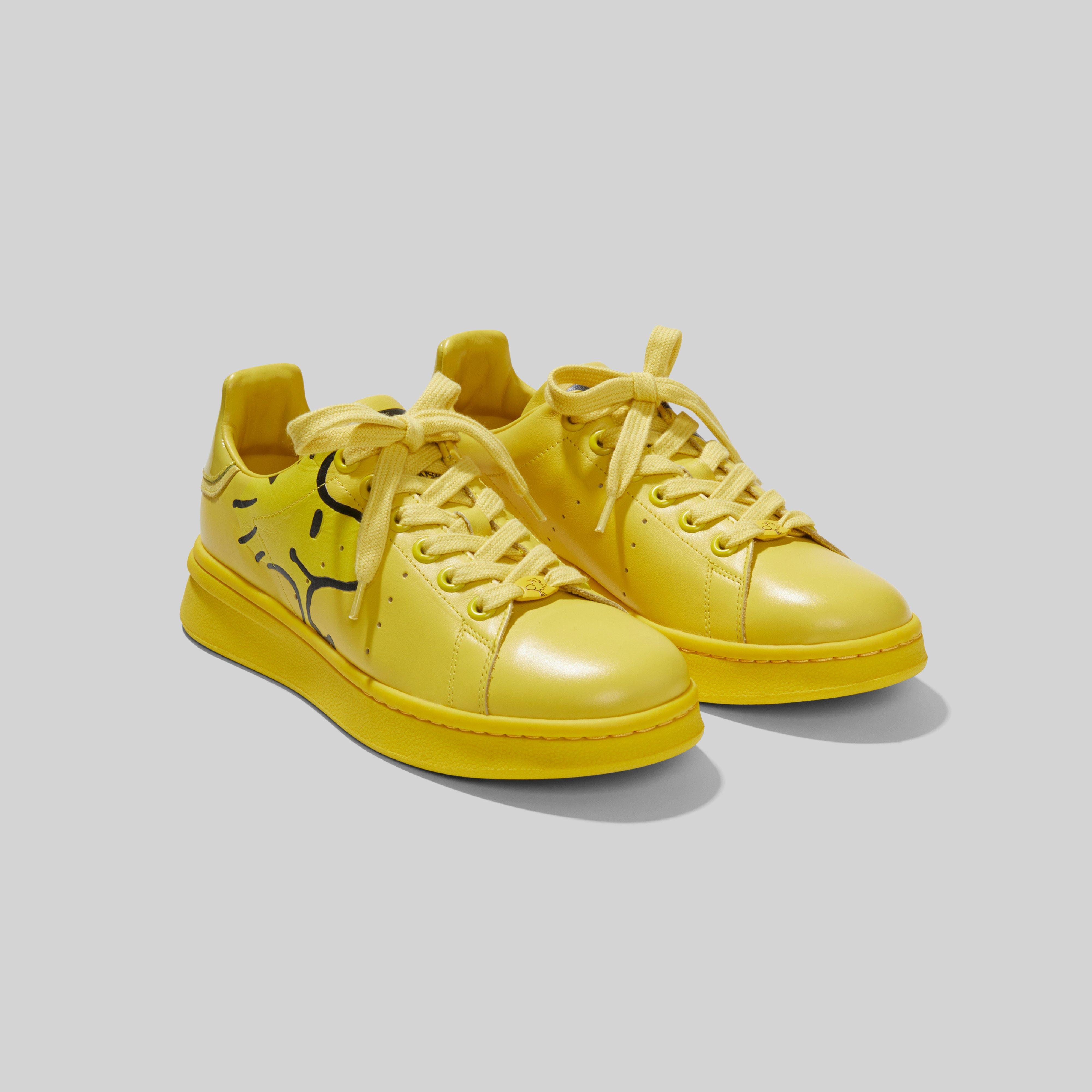Marc Jacobs Peanuts x Marc Jacobs The Tennis Shoe