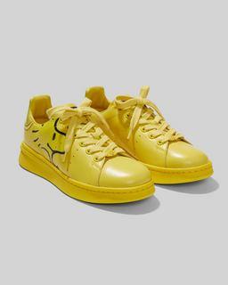 마크 제이콥스 Marc Jacobs Peanuts x 마크 제이콥스 Marc Jacobs The Tennis Shoe,YELLOW