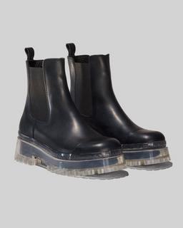 마크 제이콥스 Marc Jacobs The Boot,BLACK