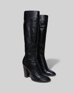 마크 제이콥스 Marc Jacobs Marc Loves The Boot,BLACK