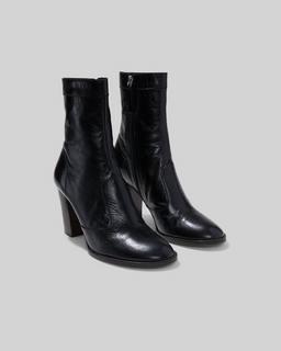 마크 제이콥스 Marc Jacobs The Ankle Boot,BLACK