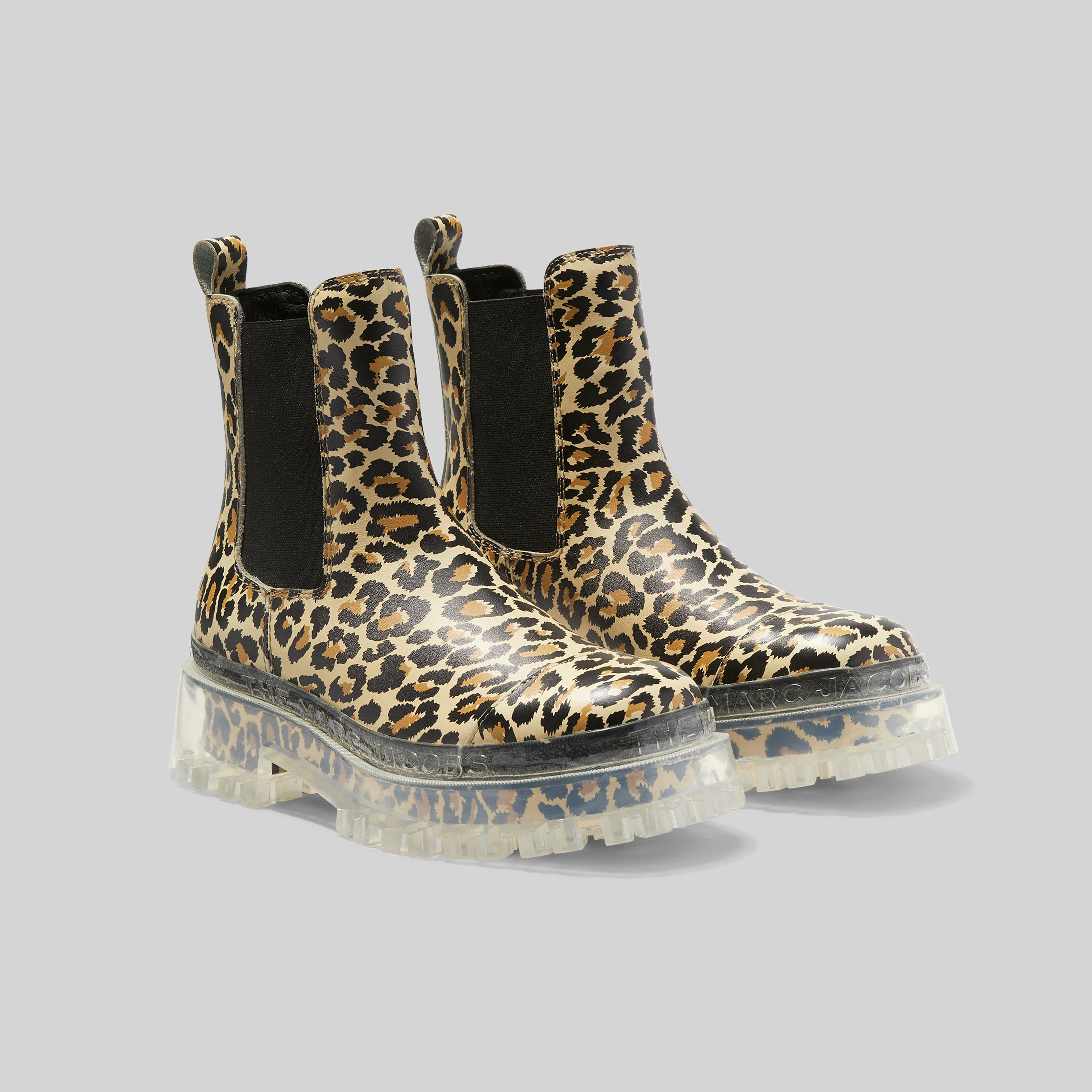 Marc Jacobs The Leopard Boot
