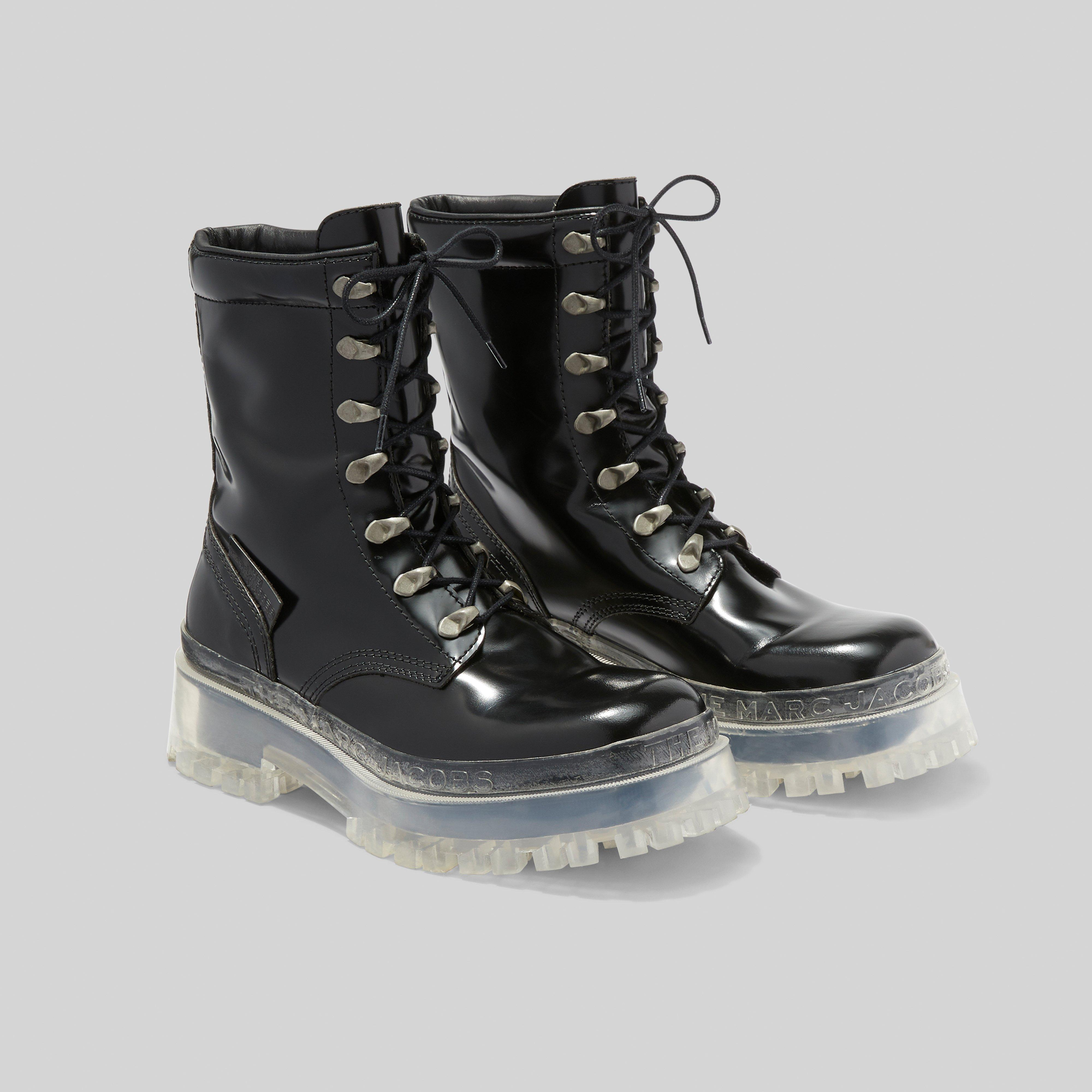 Marc Jacobs The Lace Up Boot