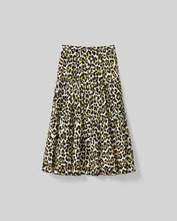 마크 바이 마크 제이콥스 스커트 Marc Jacobs The Prairie Skirt,Natural Multi