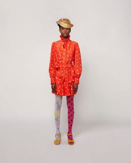 Magda Archer x The Shirt Dress Marc Jacobs--Alternate view