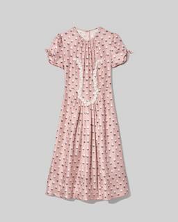 마크 제이콥스 Marc Jacobs The 40s Dress,Dusty Pink