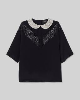 The Lace Blouse