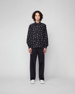 Magda Archer x The Men's Silk Shirt Marc Jacobs--Alternate view
