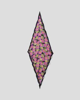 The Diamond Scarf Floral