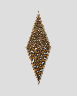The Diamond Scarf Leopard