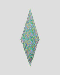 The Diamond Scarf Paisley