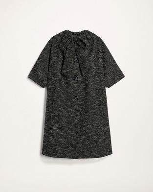 Boucle Tweed Coat
