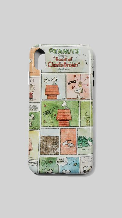 the latest e09a9 bc50d Peanuts® X Marc Jacobs The Comic Strip iPhone XS Max Case