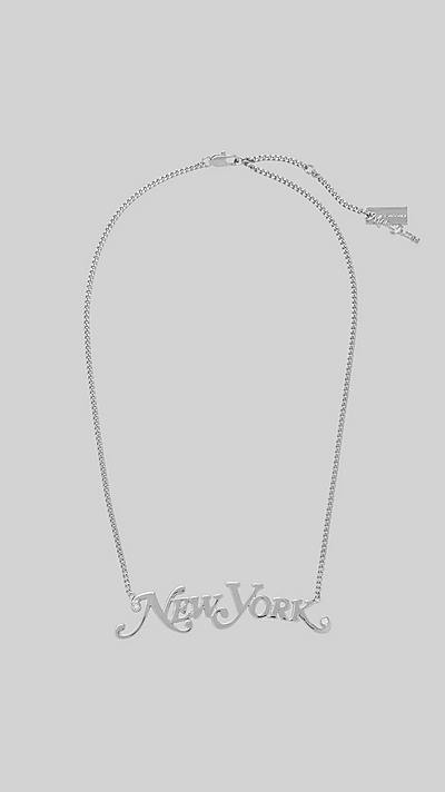 f21a2a1f0737b New York Magazine® X Marc Jacobs The Nameplate Pendant