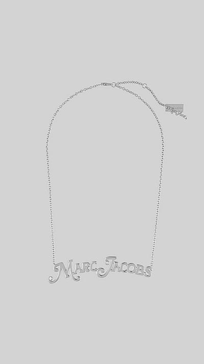 New York Magazine® X Marc Jacobs The Nameplate Pendant