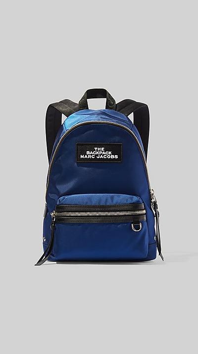 마크 제이콥스 팩샷 백팩 - 나이트 블루 Marc Jacobs The Medium Backpack,NIGHT BLUE