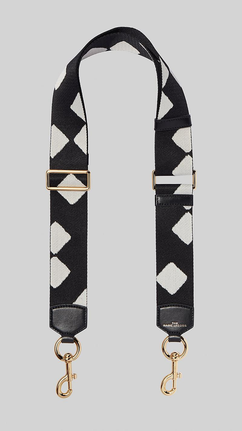The Geometric Webbing Strap by Marc Jacobs